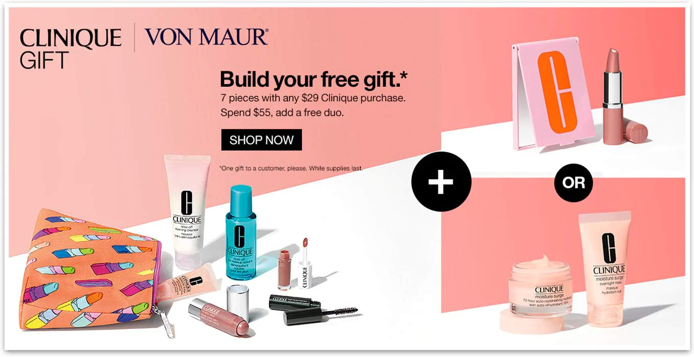 eb3771f8257 Von Maur offers free shipping   free gift wrap with any order. No promo  code required.