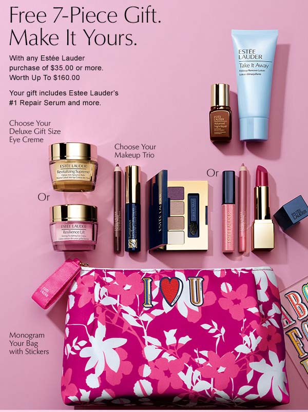 How to use a Estee Lauder coupon Check the