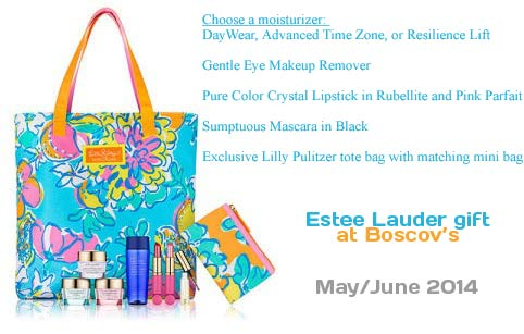 Estee Lauder Gift with Purchase (GWP)