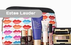 Estee Lauder GWP offers
