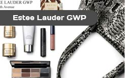 Estee Lauder GWP offers in July