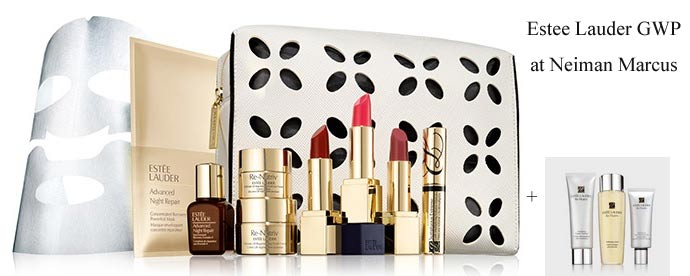 Estee Lauder Gift with Purchase Offers (GWP) - Dec 2017