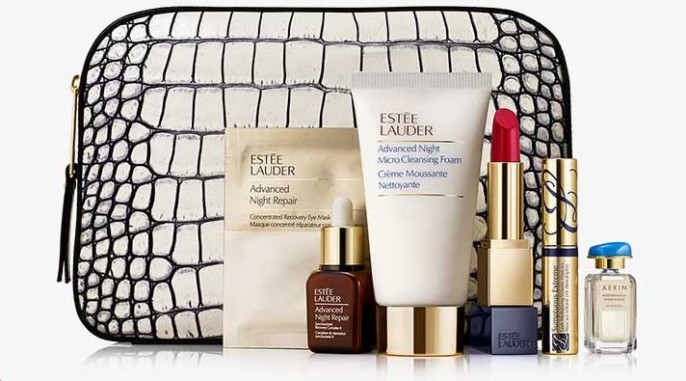 Past offers: 7 – piece Estee Lauder gift at Lord & Taylor. Receive this complimentary 7-pc Estee Lauder gift set from Lord & Taylor – when you make Estee Lauder purchase of $ or more. The gift will be automatically added to your bag.