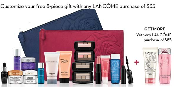 Free Gift Lancome Lancome Free Gift With Purchase Thrifty Nw Mom ...