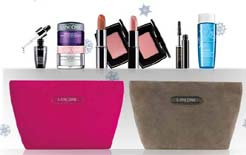 A free winter Lancome gwp at Dillards