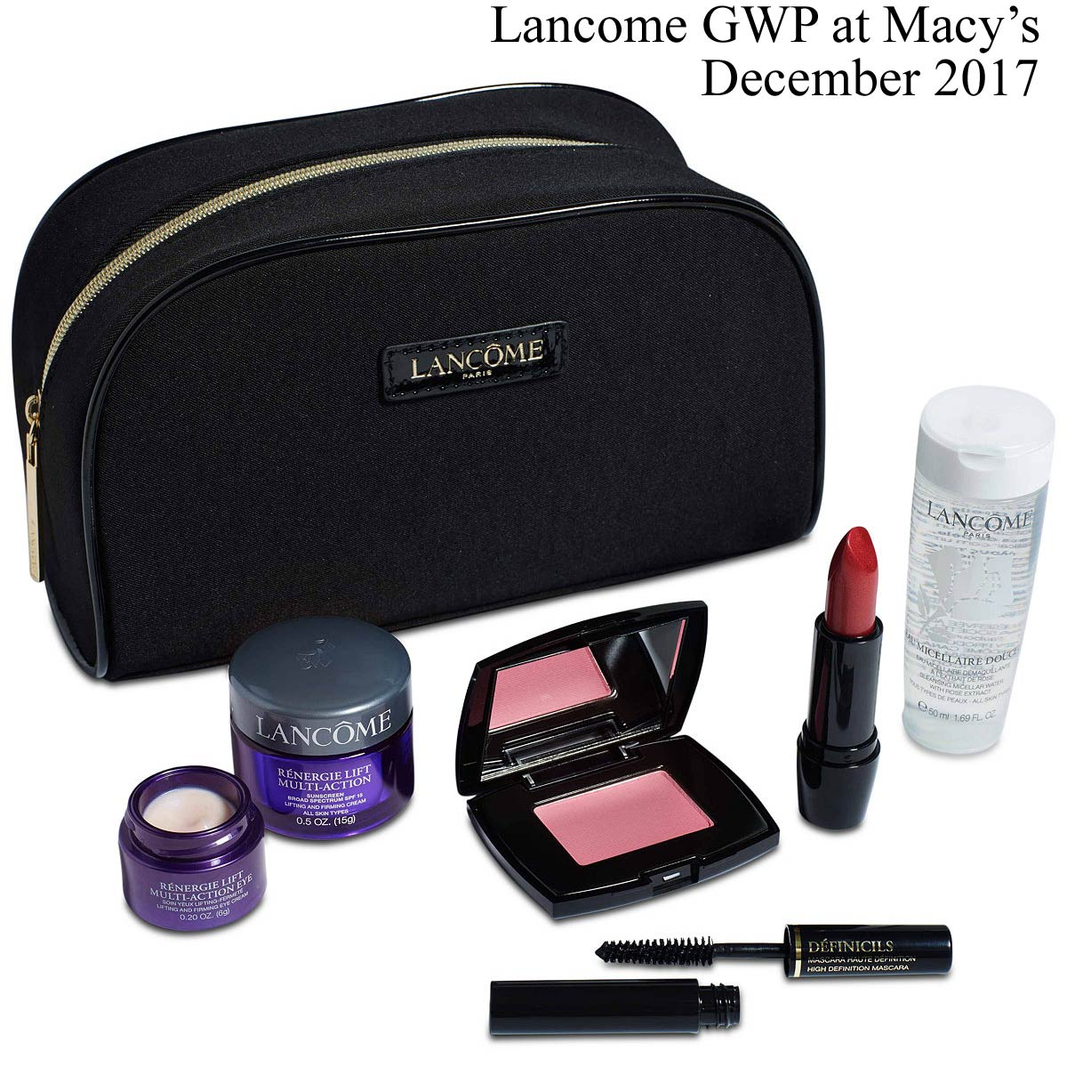 Lancome has a wide range of eye shadows, eyeliners, lipsticks and glosses, makeup brushes and nail polishes. For a look that will highlight your eyes, try a daring eye .
