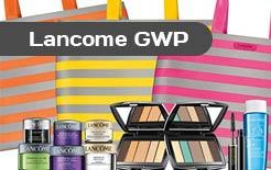 A Lancome GWP at Dillards