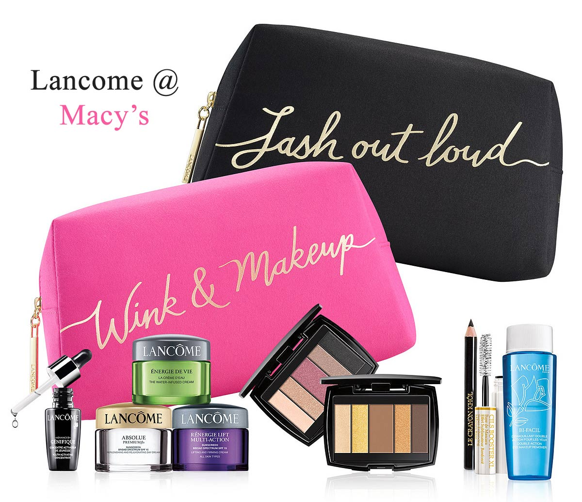Going to buy from Nordstrom, Sears, Macy's or Bloomingdales? Get Lancome Gift with entire Purchase (GWP). Gift value and item varies by store but you will surely get that after you use the code given here. Lancome was established over 75 years ago with an aim of .