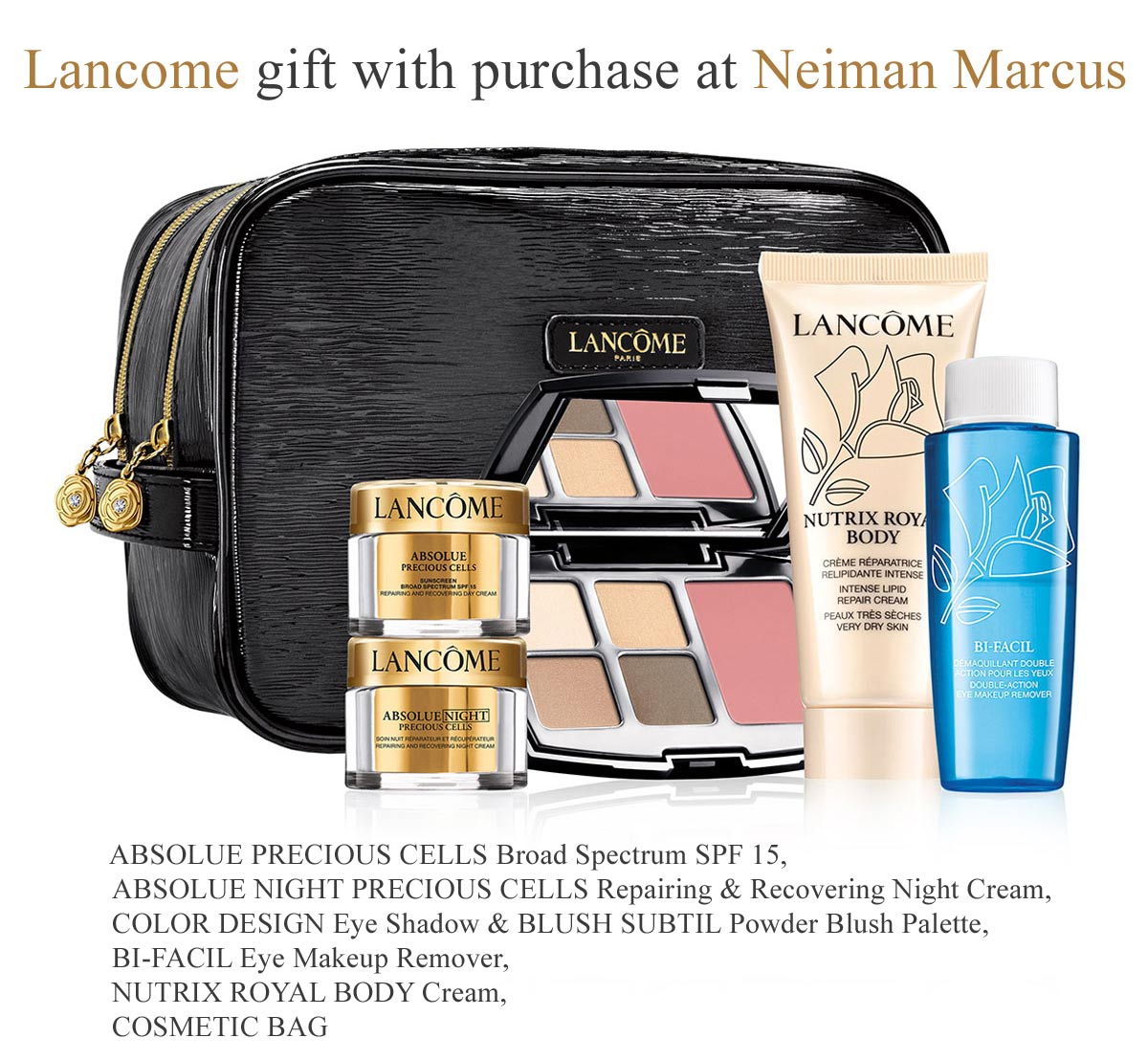 See today's 5 active vouchers & deals for Lancome (November ). Best deal: Up to 10% off @ Dealguild Canada.