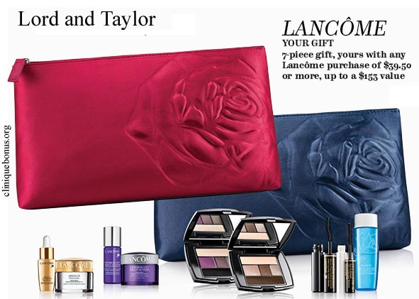 Taylor Gift: Lord-and-taylor-gwp
