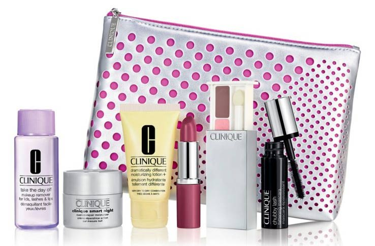 Taylor Gift: Spend $50+ To Get Clinique Bonuses