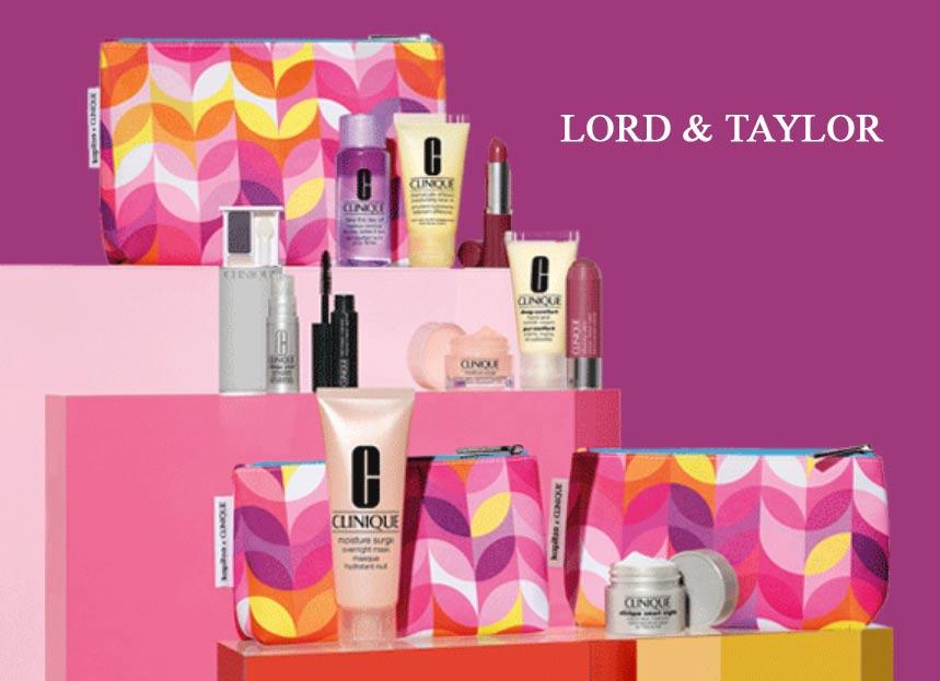 Taylor Gift: Spend $29+ To Get Clinique Bonus