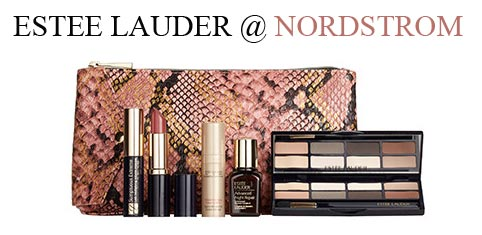 List of all Estee Lauder Gift with Purchase Offers - August 2019