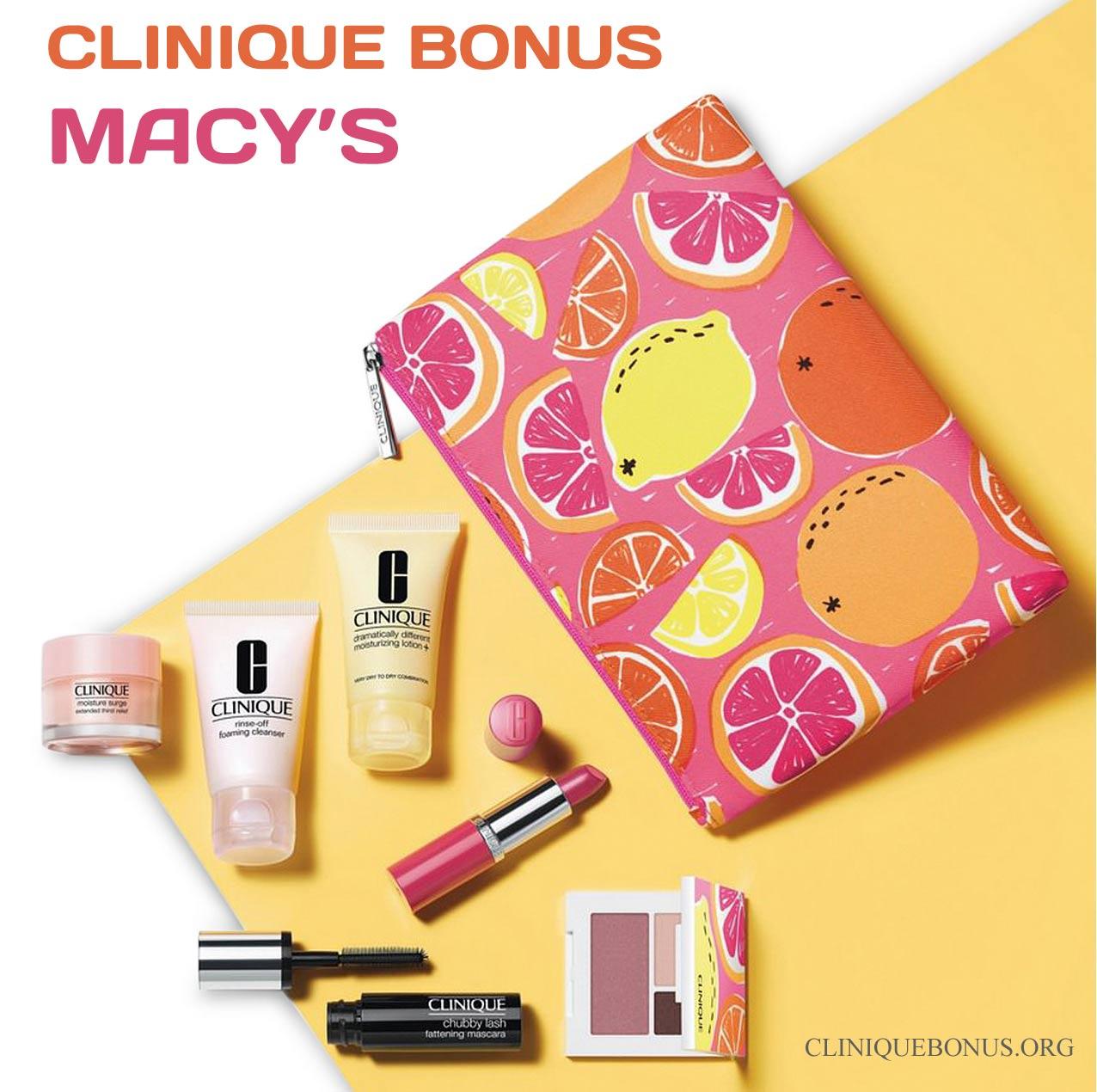 NEW Clinique 7pc Skincare Makeup Gift Set NEUTRAL Foundation, Smart Custom-Repair Serum & More! ($75 Value).