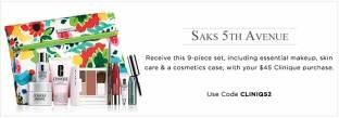 spring-saks-bonus-clinique