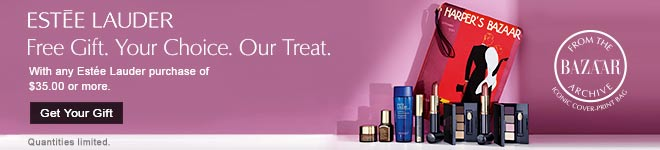 Estee Lauder Gift with Purchase Offers (GWP) - Nov 2017